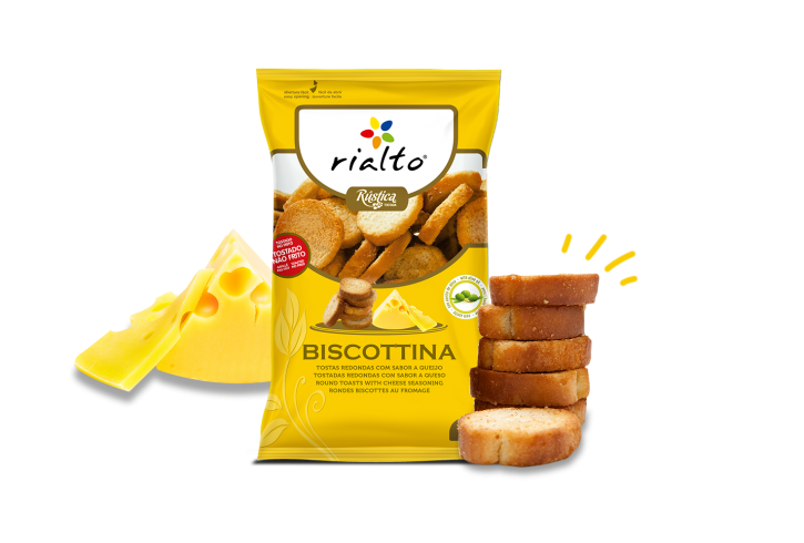 Biscottina - Cheese 100 g
