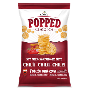 Cracck's - Chili Spicy 50 g