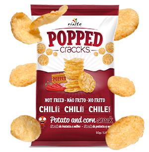 Cracck's - Chilli 50 g