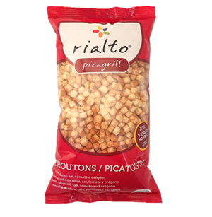 Croutons - Picagrill Tomate & Orégãos 500 g