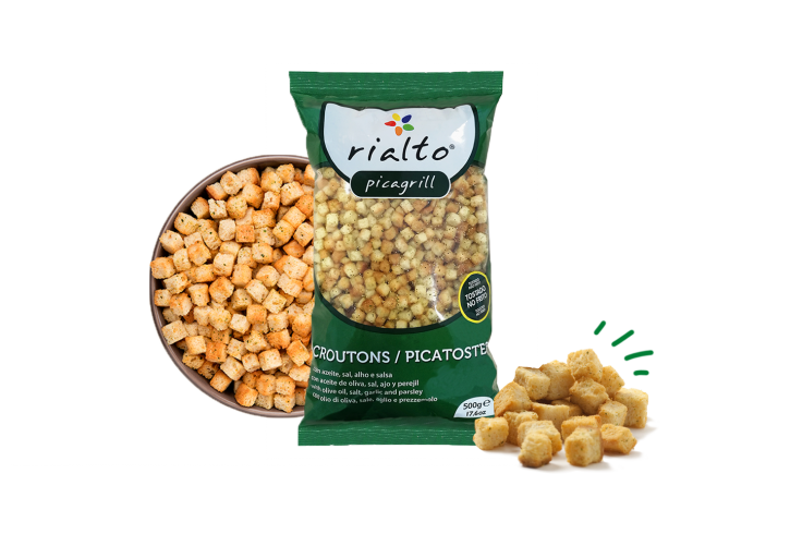 Croutons - Picagrill Garlic & Parsley 500 g