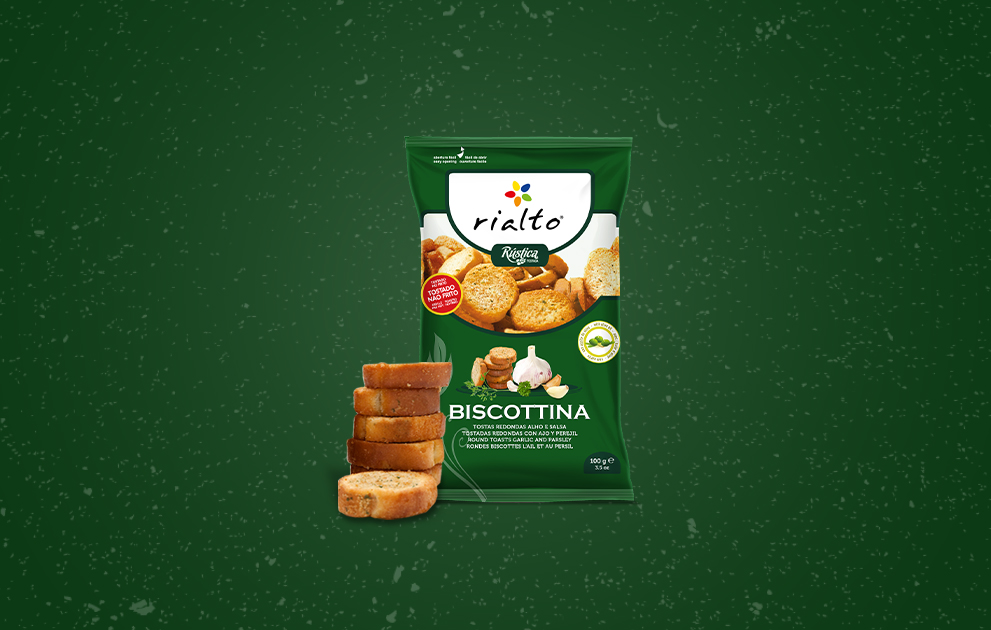 Biscottina - Garlic & Parsley 100 g