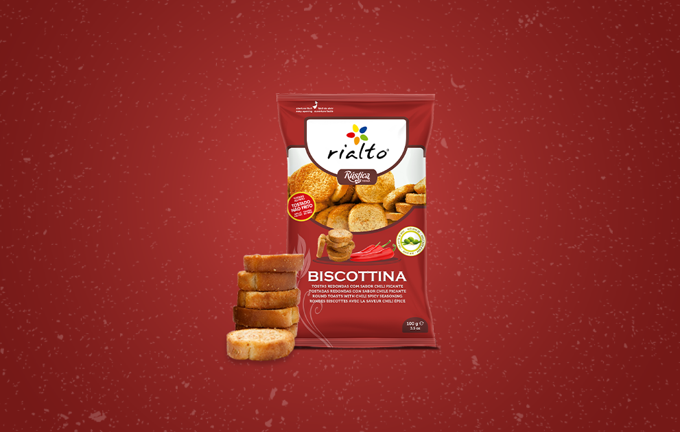 Biscottina - Chilli Spicy 100 g
