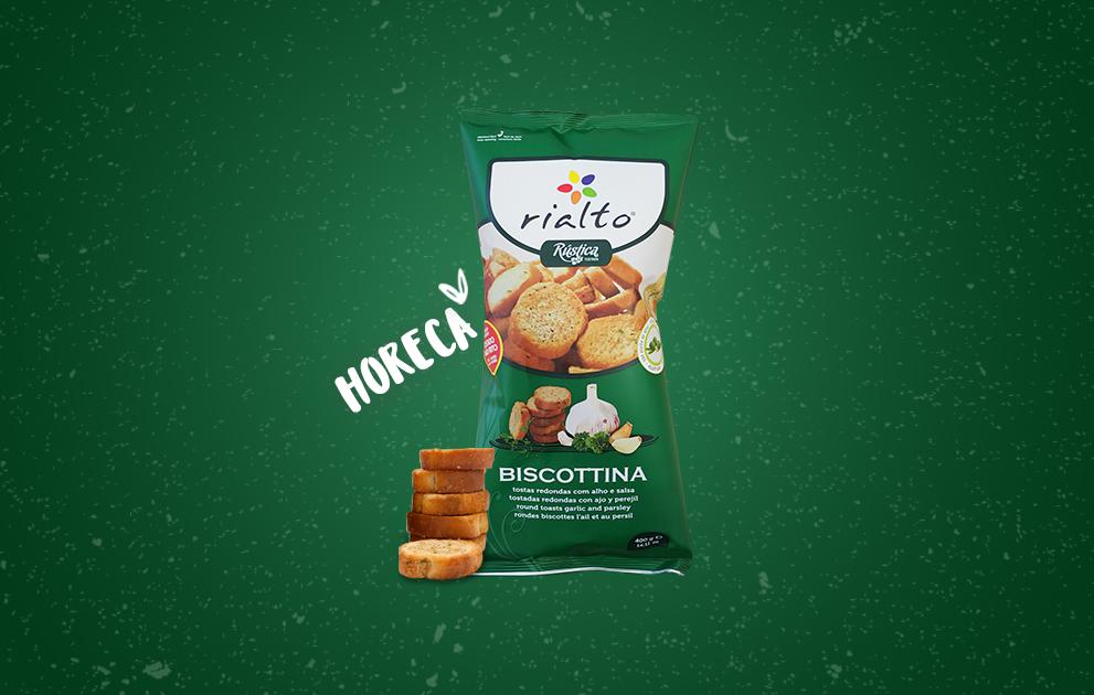 Biscottina - Ajo & Perejil 100 g