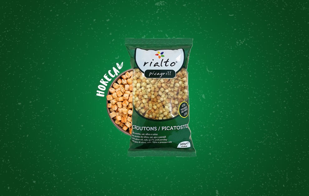 Croutons - Picagrill Alho & Salsa 500 g