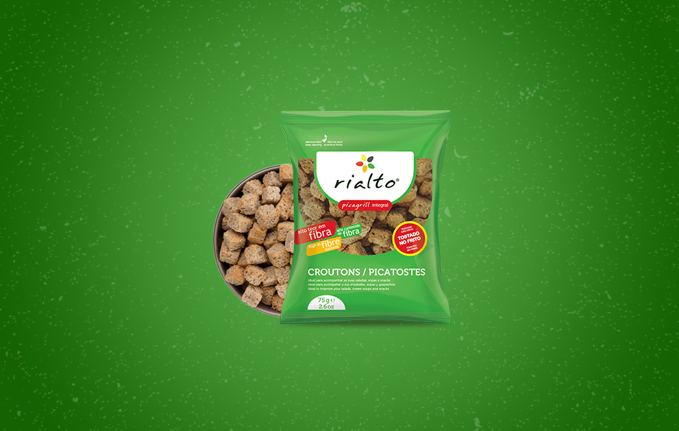 Croutons - Picagrill Whole Wheat 75 g