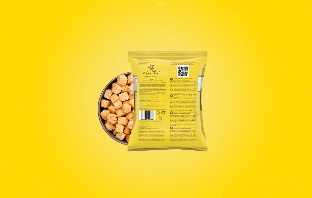 Croutons - Picagrill Cheese & Sesame 75 g
