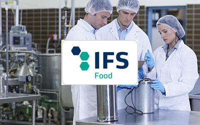 Certificação IFS Food 2019