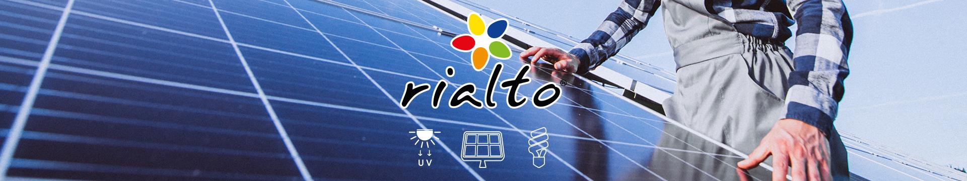 Rialto instala painéis solares