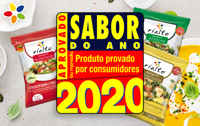 Picagrill distinguido pelo Sabor do Ano 2020