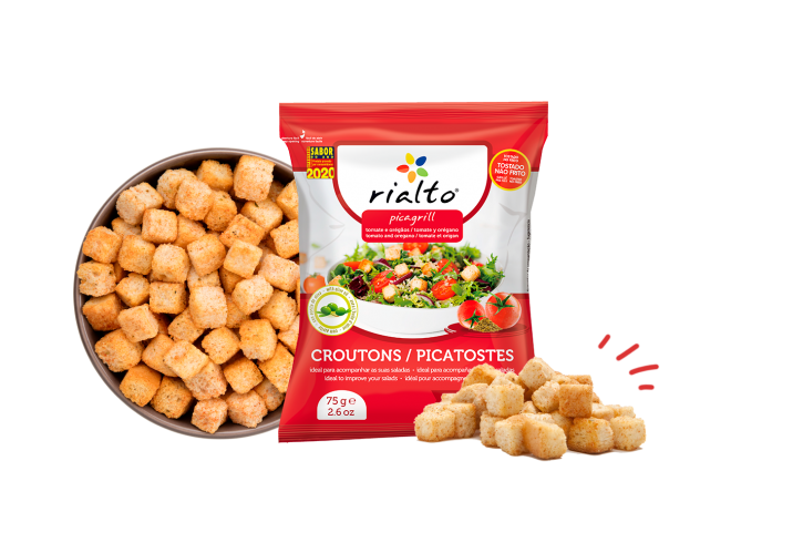 Picatostes - Picagrill Tomate & Oregano 75 g