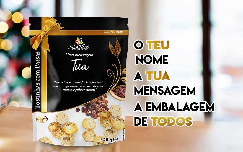 Rialto lança edição limitada - Mensagem de Esperança #TudoPassa
